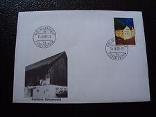 LIECHTENSTEIN - enveloppe 14/4/1980 (B11)
