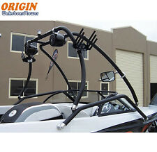 Reborn PRO1580 Wakeboard Tower Canopy - Black