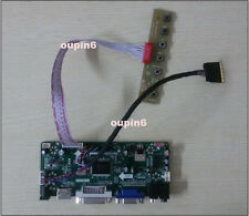 HDMI+DVI+VGA+Audio 40pin LCD Controller board driver Kit for SAMSUNG LTN156AT09