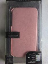 SGP iPhone 4 case.. leather.. Argos Pink