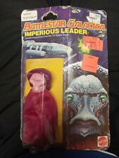 "Battlestar Galactica Imperious Leader 4 1/2"" 1978 by Mattel"