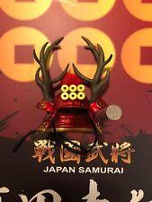 Coo Japón Samurai Sanada Yukimura Casco Modelos Suelto Escala 1/6th