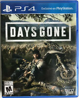 DAYS GONE PS4 (LATAM) NTSC USA/CANADA NEW NOT FACTORY SEALED