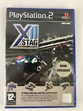PS2 XII Stag (2005), UK Pal, Brand New & Sony Factory Sealed