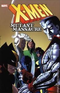 X-Men Mutant Massacre HC #1-1ST FN 2010 Stock Image