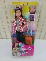 Barbie Teen Travel Doll With Accessories - Tablet Binoculars Camera Bag