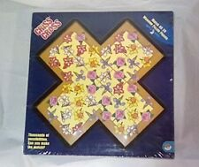 Brand New-MindWare Criss Cross-20 Floral Wooden Piece Puzzle