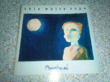 LP Thin White Rope – Moonhead UK/NEAR MINT VINYL 1987 Zong 017