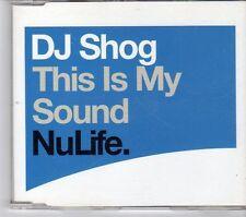 (EW519) DJ Shog, This Is My Sound  - 2002 CD