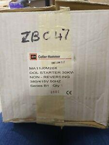 MA11J0M20X Eaton DOL  30kw cutler hammer