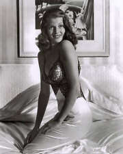 RITA HAYWORTH 8X10 CLASSIC PHOTO 0007