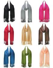 Pashmina Viscose/Rayon No Pattern Scarves & Shawls for Women