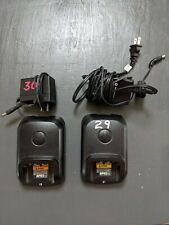MOTOROLA TRBO IMPRES SINGLE UNIT CHARGER  PMPN4137A/WPLN4243A with AC adapters