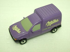 Matchbox RARE  resine prototype MB38 Ford Courier  >>MILKA<<