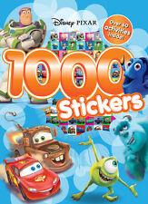 Disney Pixar 1000 Stickers Activity book NEW!!!