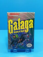 Brand new, Factory Sealed Nintendo NES Galaga game. H-Seam Check the pictures