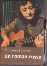 Emmanuel Carrere  - Un roman russe .