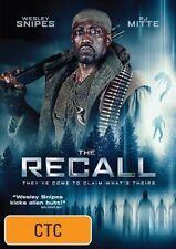The Recall (DVD, 2018) Ex rental