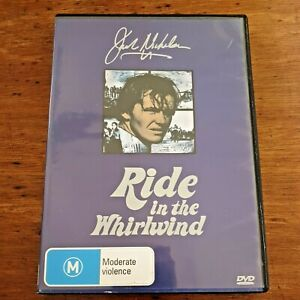 Ride in the Whirlwind DVD R-All Like New! – FREE POST