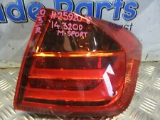 2014 BMW F30 REAR LIGHT DRIVER SIDE RIGHT 7372784 #25920