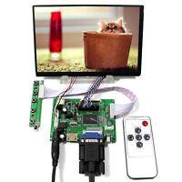 HDMI VGA 2AV LCD Controller board with remeto 7inch 1280x800 N070ICG-LD1 IPS lcd