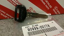 Toyota OEM Key MR2, Supra, Celica, Land Cruiser