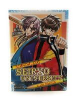 Scandalous Seiryo University: Class Reunion Manga Graphic Novel in English RARE