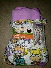 Rugrats Ladies' Sleep Pants Large