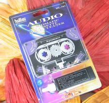 ♫ ATOMATIC K7 HEAD CLEANER + PRODUIT PLATINES  K7 / cassettes audio VINTAGE  ♫