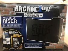 New ListingArcade 1 Up Riser Black