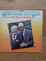 Morecambe & Wise – Morecambe And Wise - The BBC TV Shows Vinyl LP