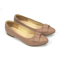 RS1000 - Pink Luxury Handmade Genuine Leather Shoes