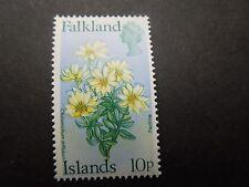 N866 STAMPS  FALKLANDS 1972  ERROR  MI 214 MNH  MOVED  BACKGROUND