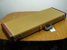 Fender Vintage RI Strat Tele TWEED HARDSHELL CASE Stratocaster Telecaster *SALE*