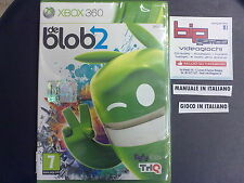 DE BLOB 2 XBOX 360 PAL ITA NUOVO SIGILLATO