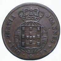 1819 Portugal Ten 10 Reis - Joao VI - Lot 354