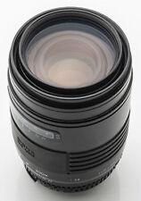 Sigma AF Zoom 75-200mm 75-200 mm 1:3.8 3.8 Multi-Coated - Nikon