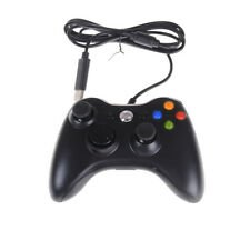 USB Wired Xbox 360 Controller Shaped Game Controller Gamepad For PC Windows Game