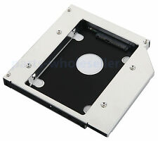 """2nd Hard Drive HDD SSD Caddy for iMac 24"""" 2009 swap superdrive AD-5670S AD-5680H"""