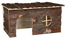 Trixie Natural Living Wooden JERRIK House Hamster Pet Rat Gerbil Guinea Pig