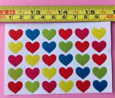 D16 Sticky paper Chinese gift Child sticker Child reward lovely cute heart piasa