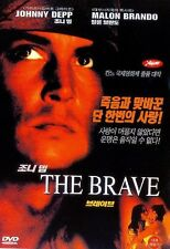 The Brave (1997) New Sealed DVD Johnny Depp