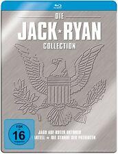 THE JACK RYAN COLLECTION - Blu Ray Steelbook -