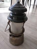 Swedish Primus Nº1020 Pressure Lamp Paraffin Kerosene Lantern Glass Suprax