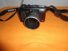 Canon PowerShot G5 5MP Digital Camera w/ 4x Optical Zoom, & Conversion Adapter