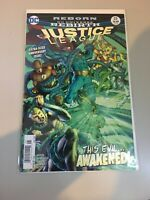 Justice League #25 A Cover DC Rebirth VF/NM Comics Book
