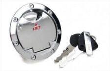 Tankdeckel Chrom mit Schloss für Yamaha Aerox MBK Nitro Abschließbar