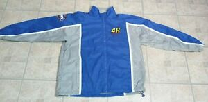 NASCAR NEW RACING CHAMPIONS JIMMIE JOHNSON #48 SIZE MEDIUM JACKET EMBROIDERED
