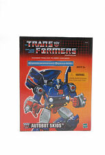 Transformers G1 Reissue Autobot Skids MISB FREE SHIPPING New