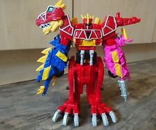Power Rangers Dino Super Charge Megazord Rouge Super Delux T-Rex MEGA Zord